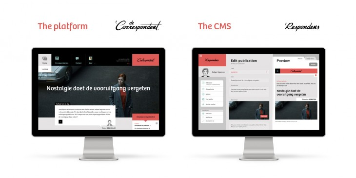 'The Correspondent' is winning crowdfunded journalism with 40,000 paid subscribers