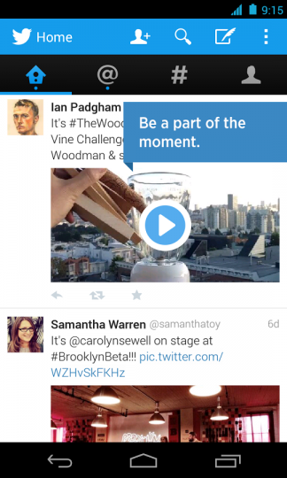 twitter android How Twitter's new expanded images increase clicks, retweets and favorites