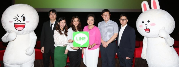 Chat app Line raises $560,000 for Philippines typhoon victims by selling 'charitable' stickers