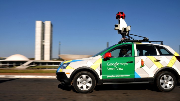 Google Now Lets You Create Your Own Street View Experience - Create street map