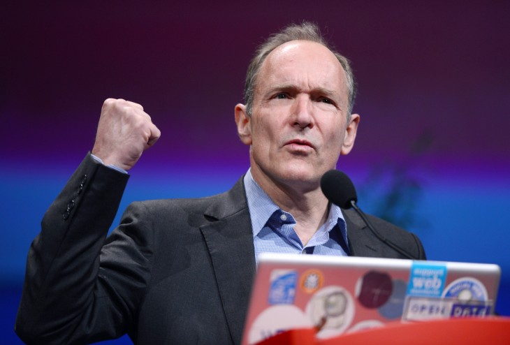 Sir Tim Berners-Lee: Edward Snowden is an 'important part of the system' in protecting the ...
