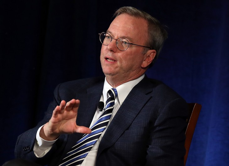 Eric Schmidt knows his human-beating AI could steal your job – and he's OK with that