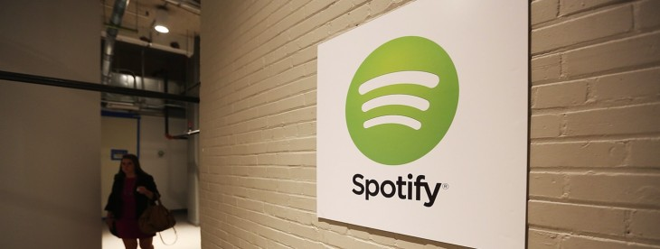 Spotify starts quietly rolling out a new look for its Android, Windows and Mac apps