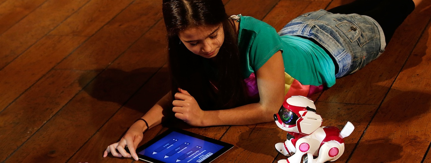 Meet Bo and Yana: Robots To Teach Young Kids To Code