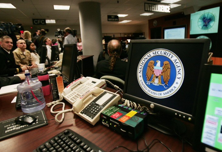 The NSA's widespread collection of telephone data is 'lawful', rules a district judge ...