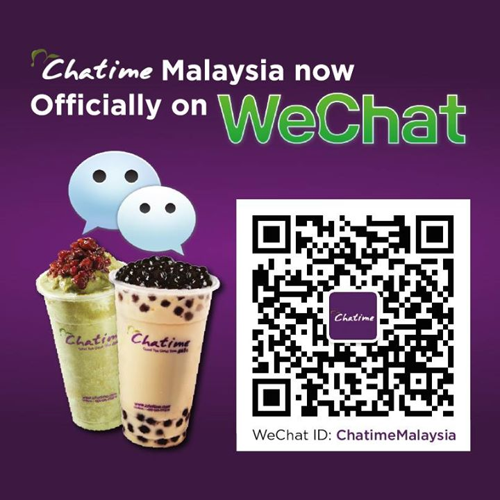 Chatime-WeChat