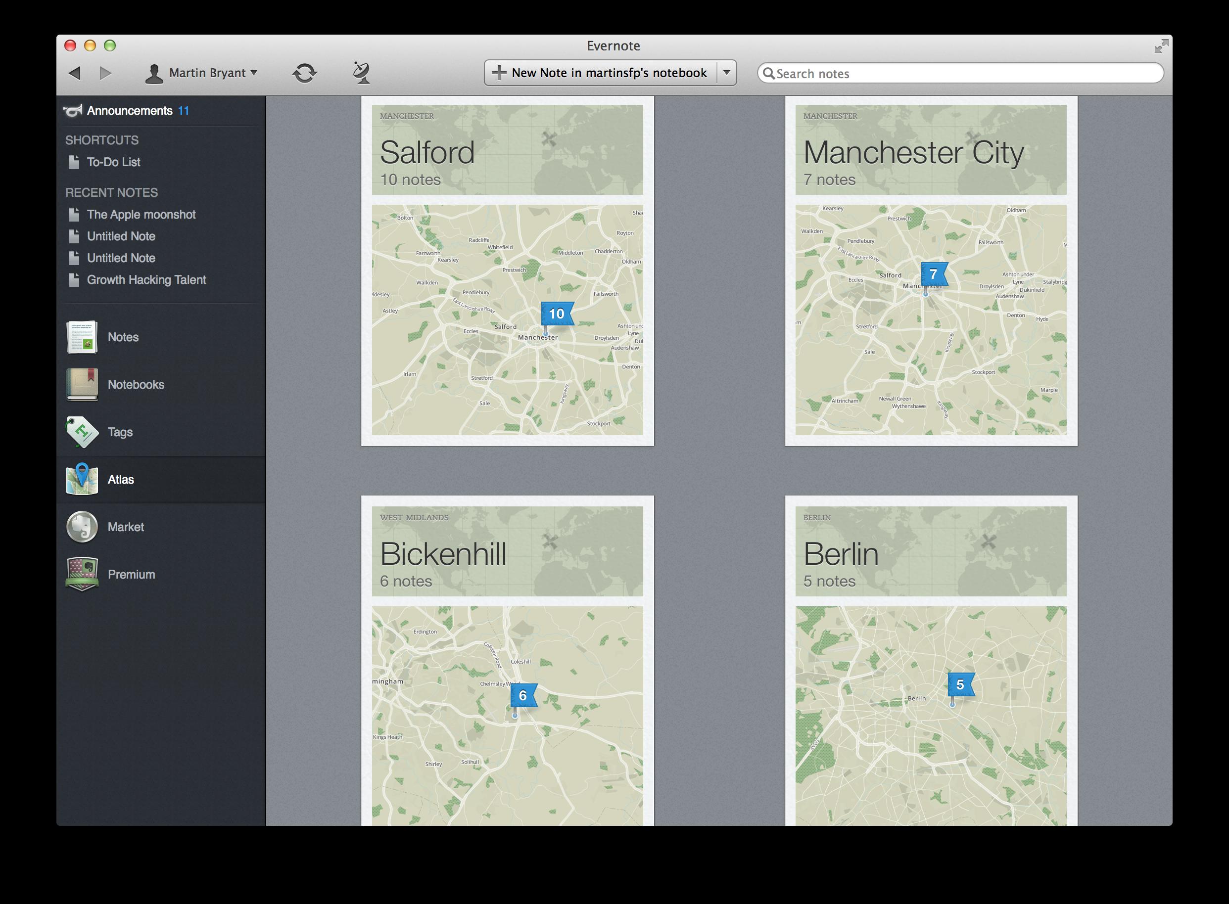 Evernote Updates Mac app With Inline Image Resizing
