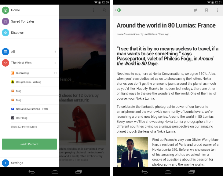 10 Best Android News and News Reader Apps