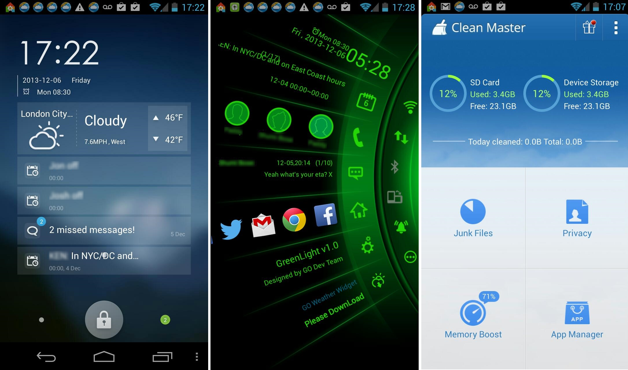11 Of The Best Android Launchers And Home Screen Replacements You Can Download Today Drippler
