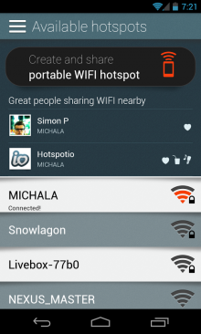 Hotspotio 220x366 43 of the best Android apps launched in 2013