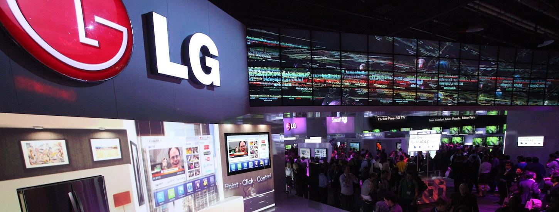 LG Preparing Fitbit-Like Wearable Gadget?
