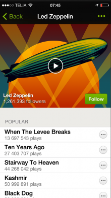 LZ Artist Page Still