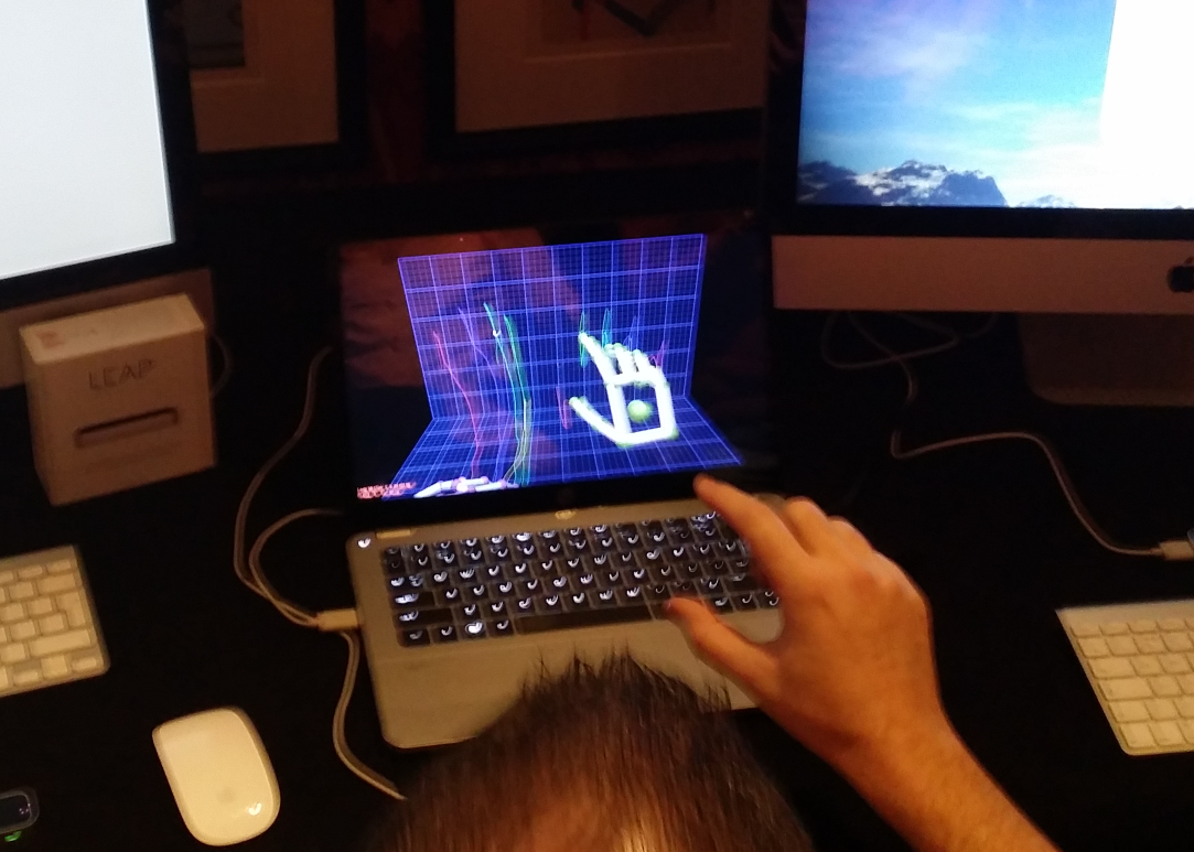 Leap Motion Announces Public Beta of Its V2 Tracking Software