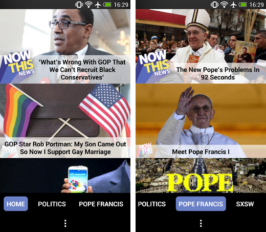 NowThis News 43 of the best Android apps launched in 2013