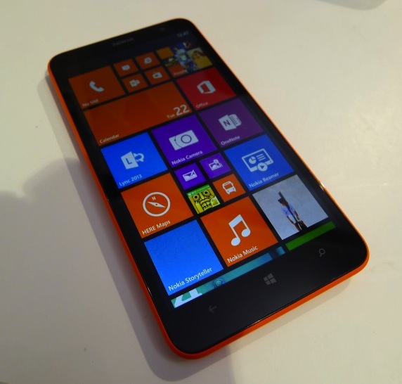 Nokia Lumia 1320 Goes On Sale In China Today