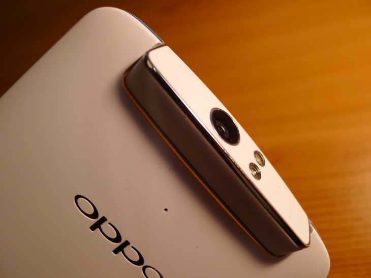P1040702 730x547 Oppo N1 review: The giant CyanogenMod smartphone delivers with an impressive 13MP rotating camera