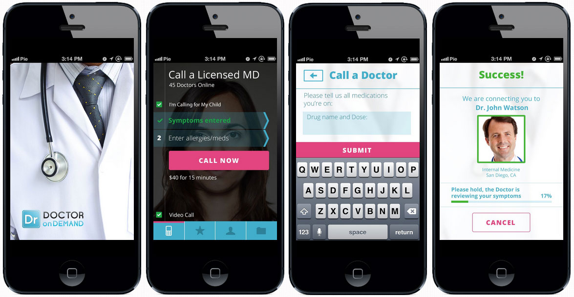 Doctor On Demand Launches To Help You Get Medical