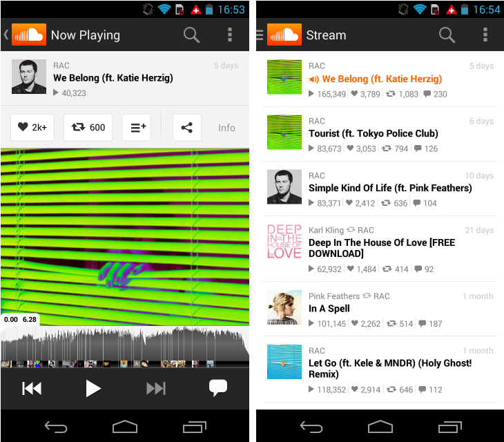 SoundCloud1 So you've just got an Android device? Download these apps first