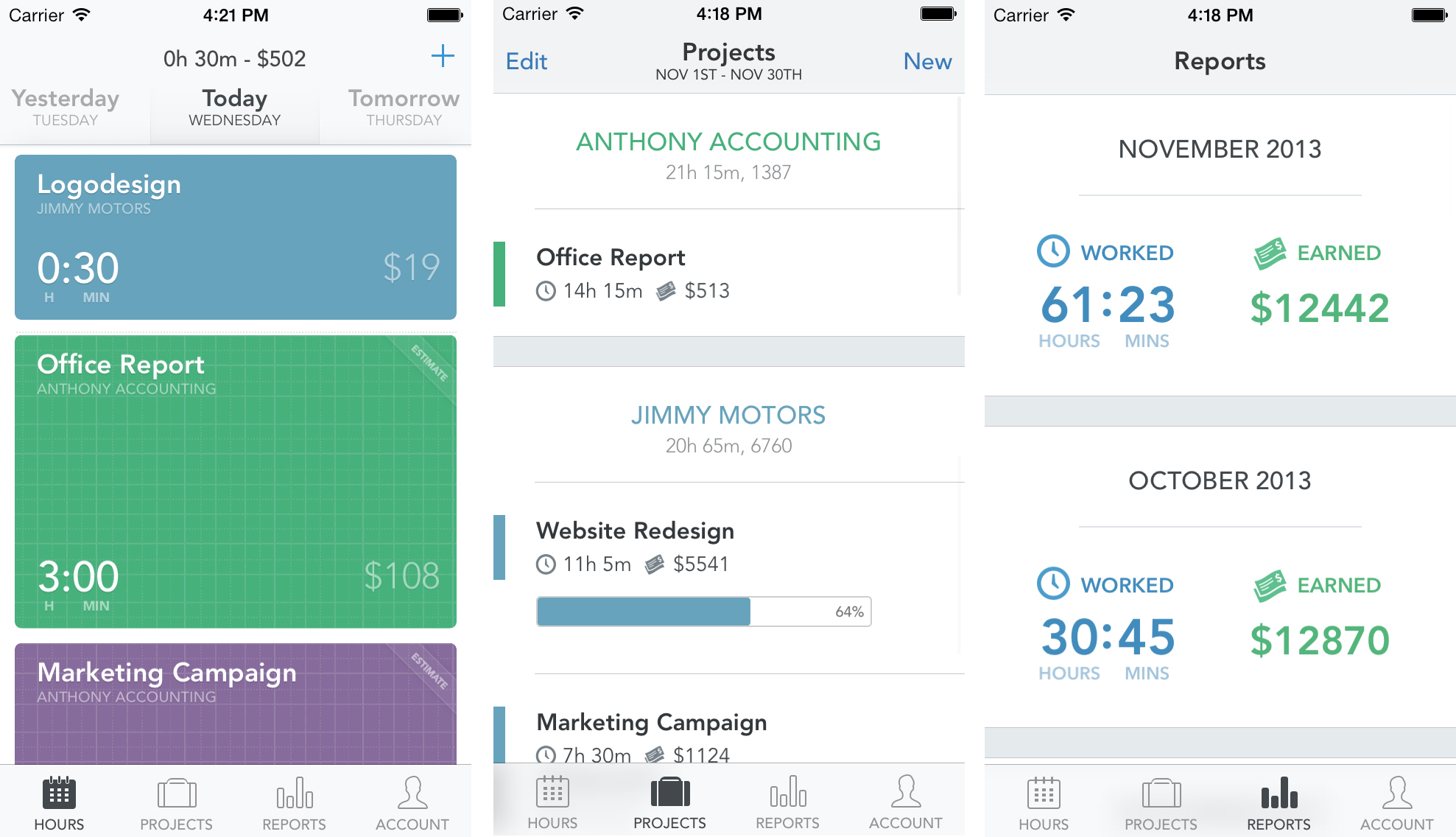 timely this time tracking app for ios wants to destroy timesheets