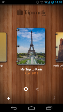 Tripo 43 of the best Android apps launched in 2013