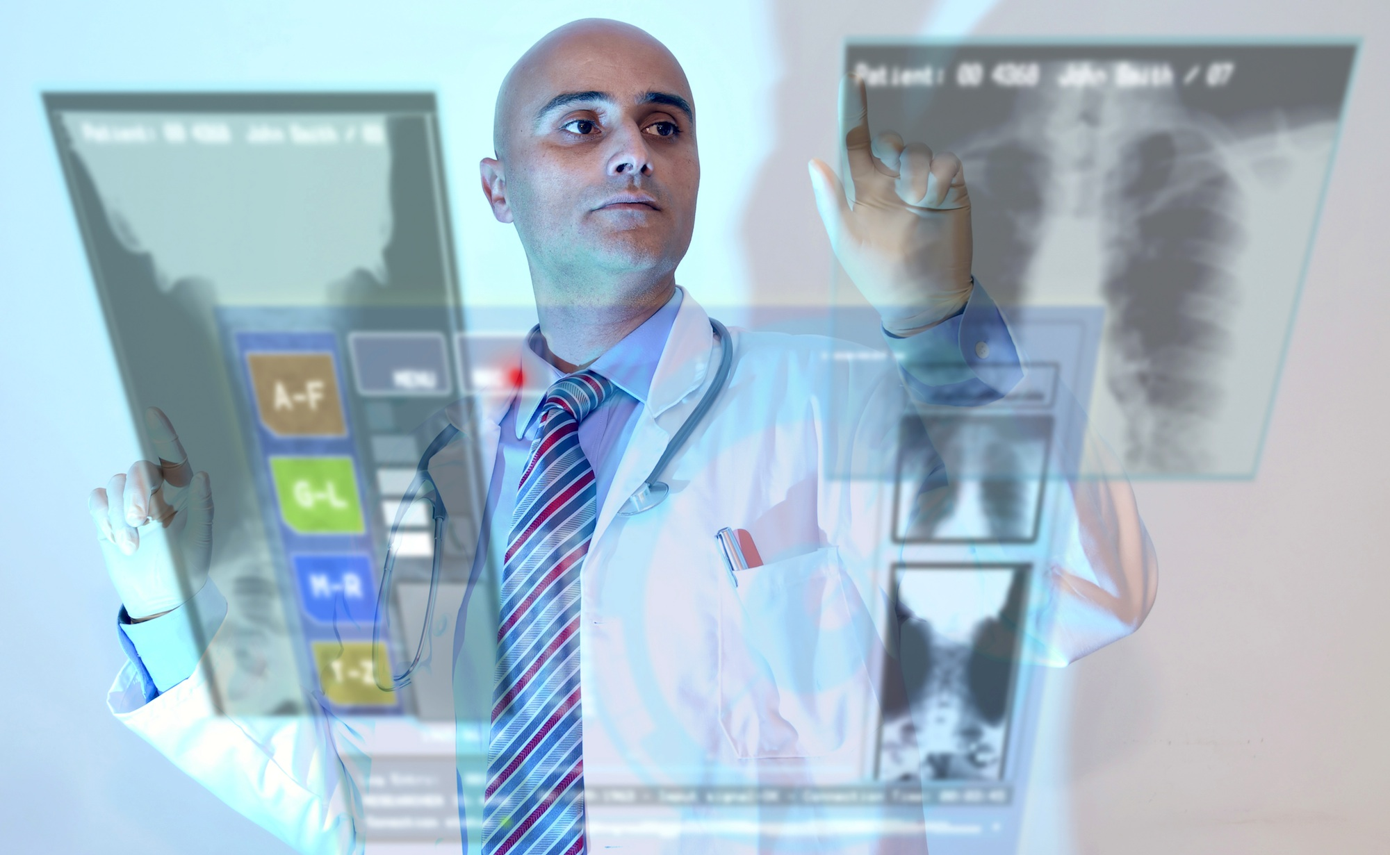 How Medical Augmented Reality Will Seamlessly Save Your Life