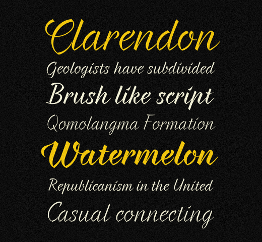 braxton The best typefaces of 2013