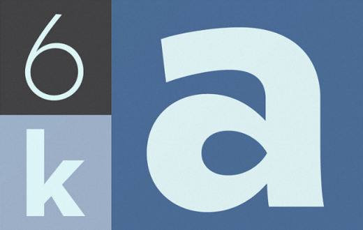 clear sans 520x330 The most beautiful typefaces from this past month