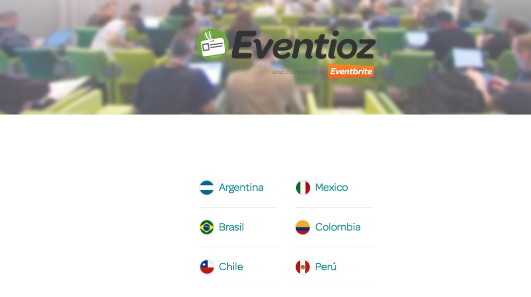 eventioz screenshot