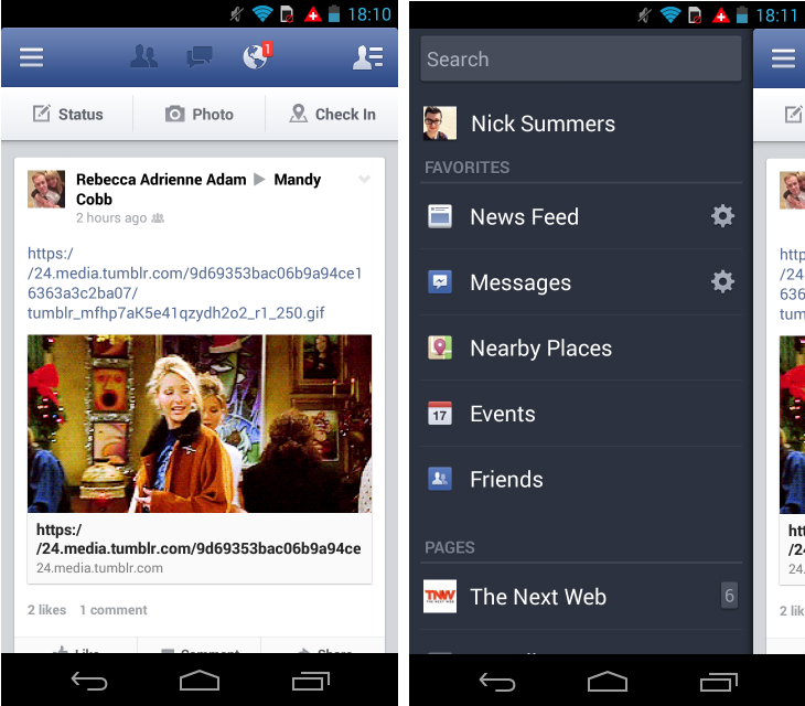 fb2 So you've just got an Android device? Download these apps first