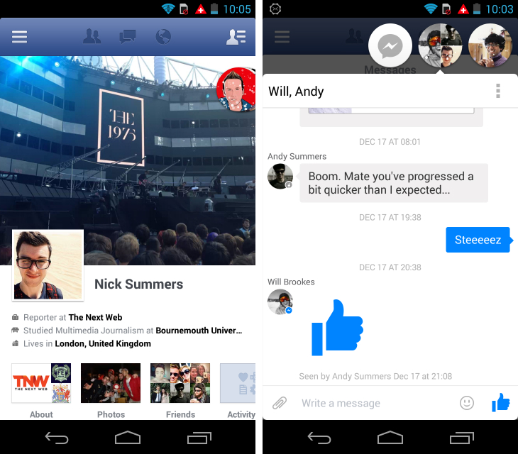 facebook messenger chat heads annoying