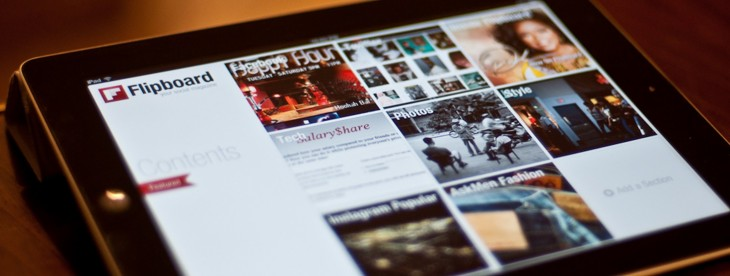 Flipboard for iOS now lets you share articles privately via email