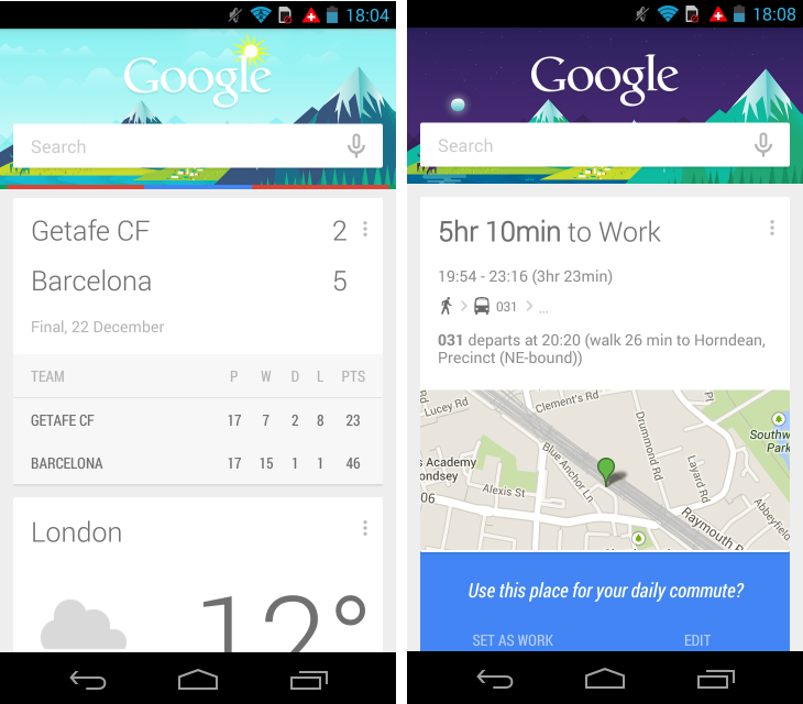 gnow1 So you've just got an Android device? Download these apps first