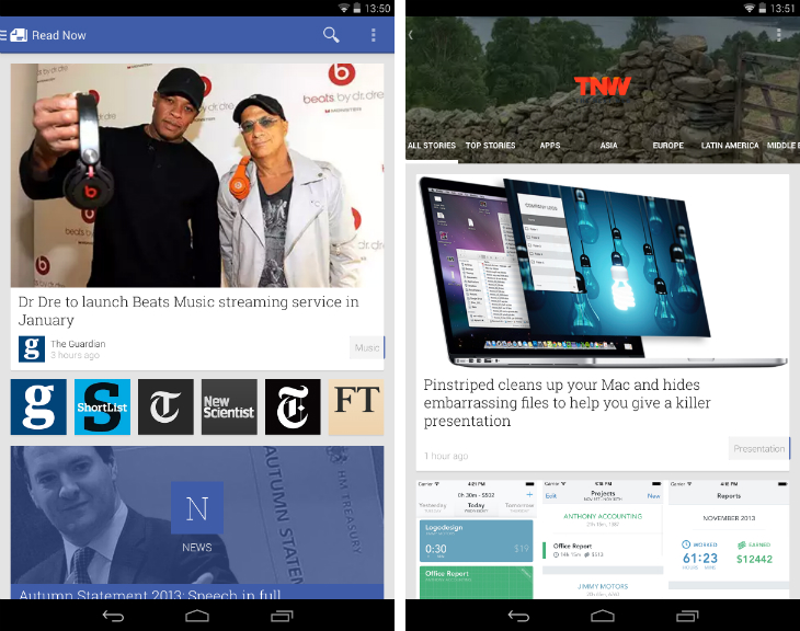 google1 10 must have Android apps for keeping on top of the news