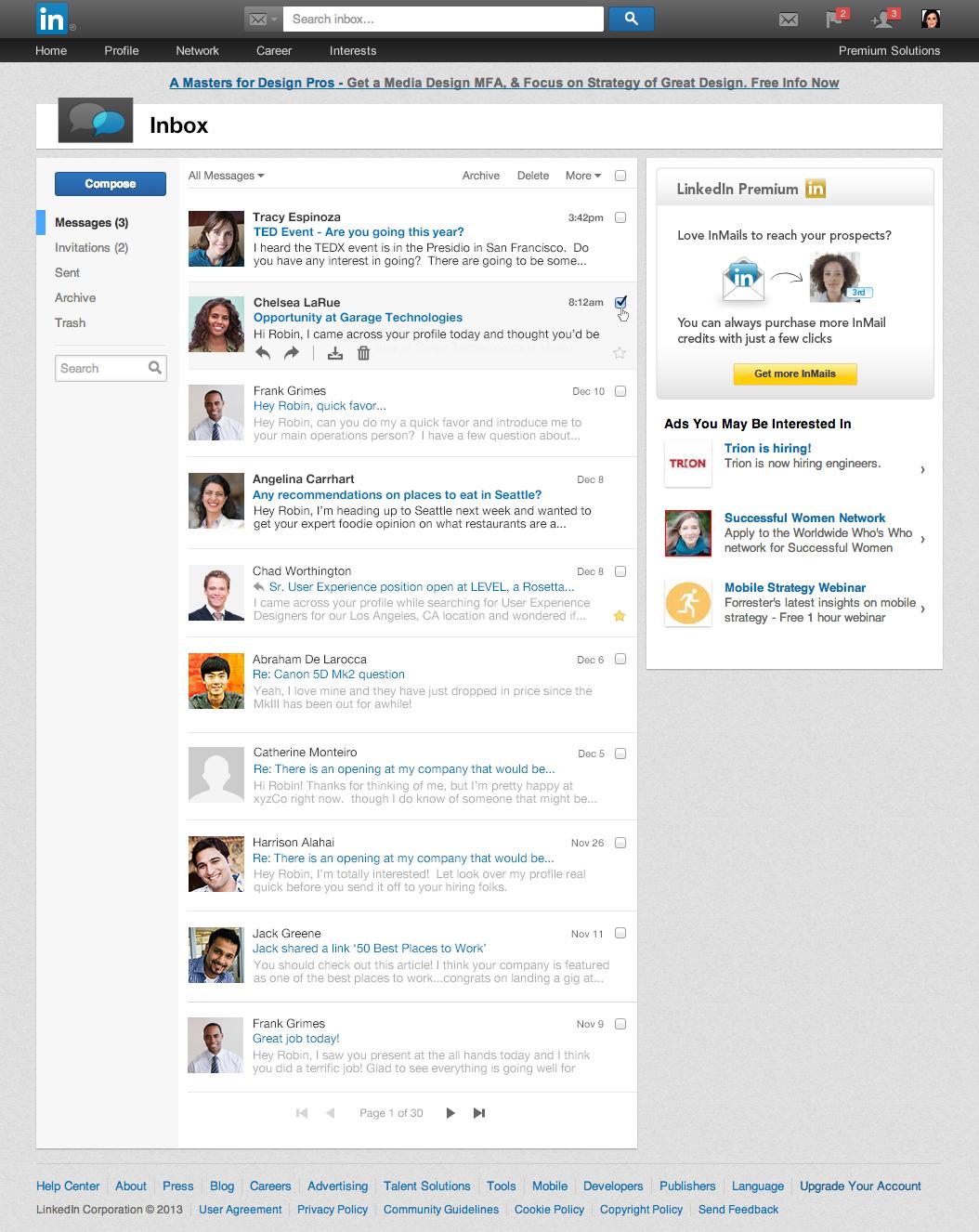 linkedin-inbox-list-view