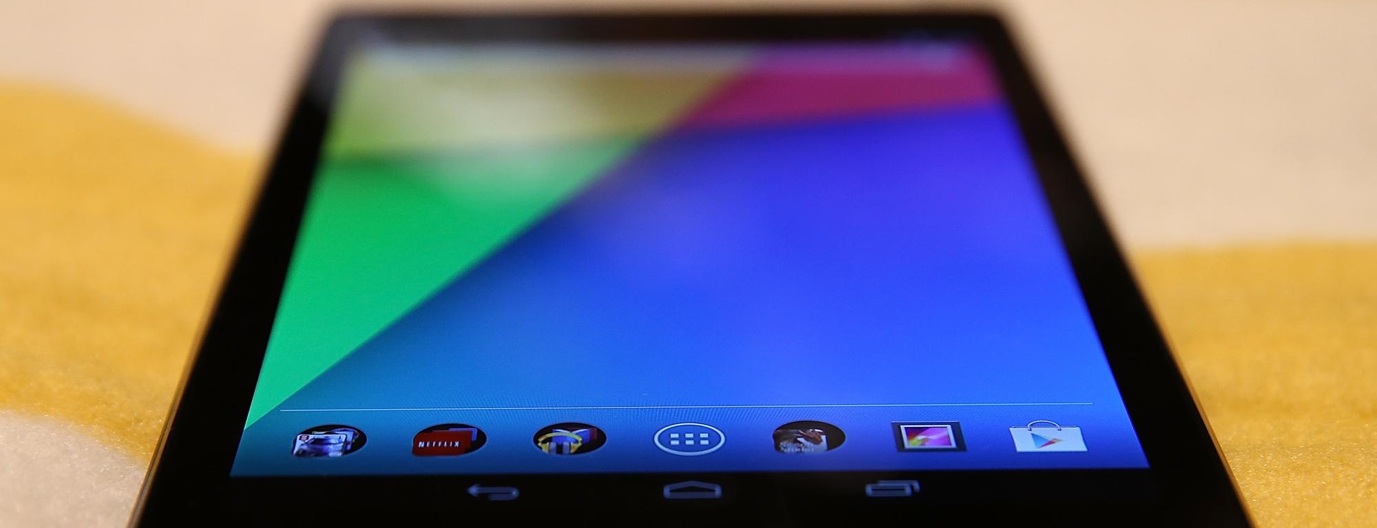 Tablets in 2013: Google, Apple, Samsung, Amazon, Microsoft