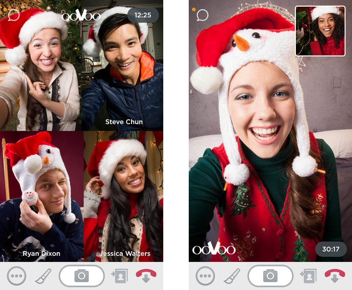 10 Video Calling Apps for Christmas