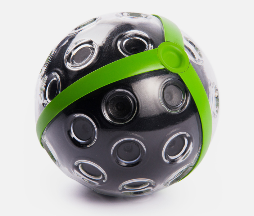 panono panoramic ball camera designboom04 These are the top crowdfunding campaigns of 2013