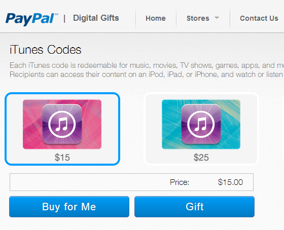 how to pay using paypal in store