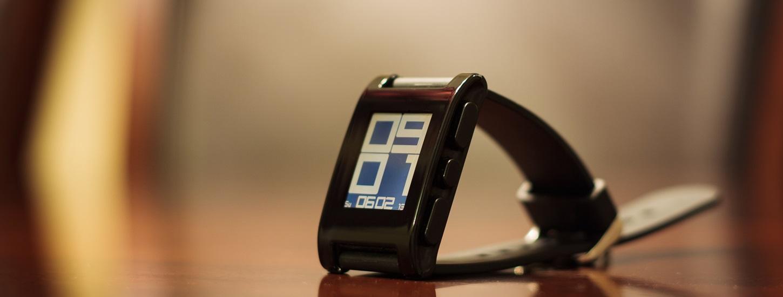Pebble Smartwatch Range of Improvements