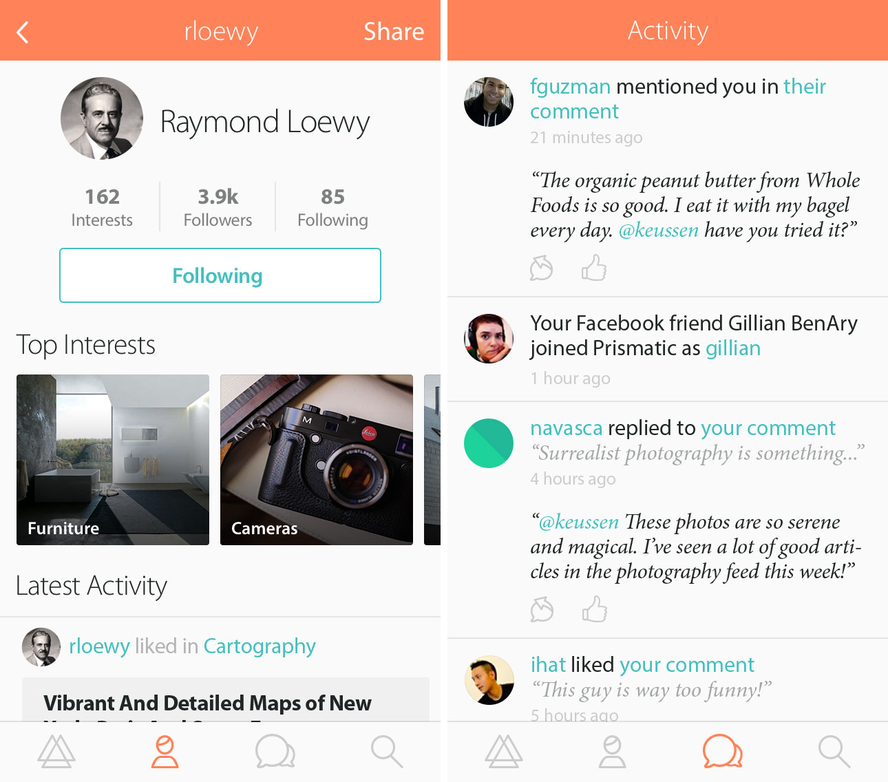 Prismatic's Redesigned iOS App Helps You Find Interest