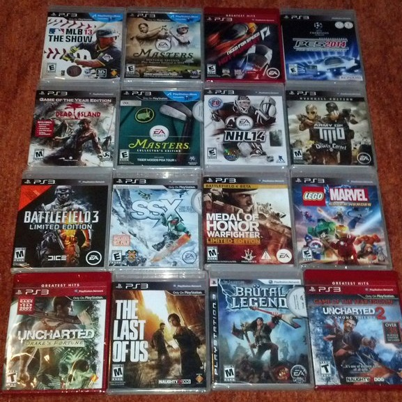 ps3 games Better than Bill Gates? EA staffer sends 29 PS3 games for Reddit Secret Santa
