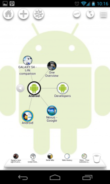 ptreess 43 of the best Android apps launched in 2013