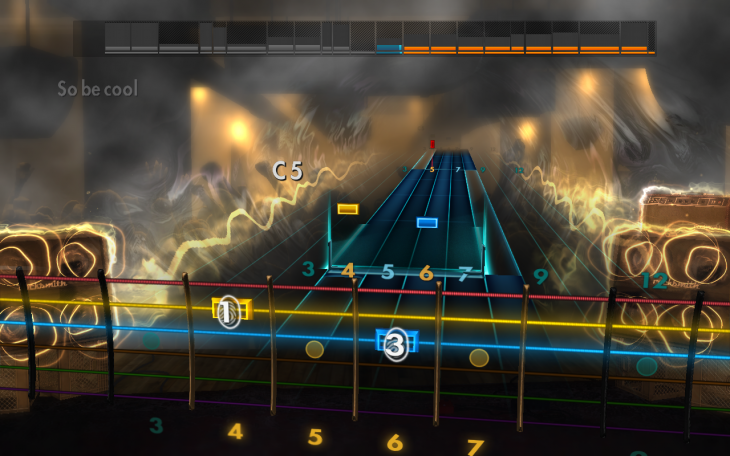 rocksmith gameplay 2 730x456 Rocksmith 2014 review: Learning to play the guitar has never been more fun