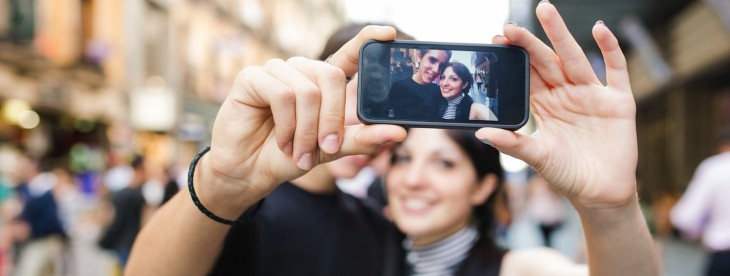 Digital Darwinism: Transforming your business in the #selfie era