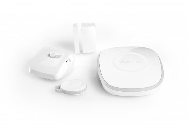 SmartThings officially launches its connected home platform with a new certification program