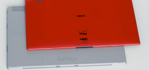 surface lumia 2 520x245 The Surface 2 and Lumia 2520 are nice tablets, but not nice enough to save Windows RT