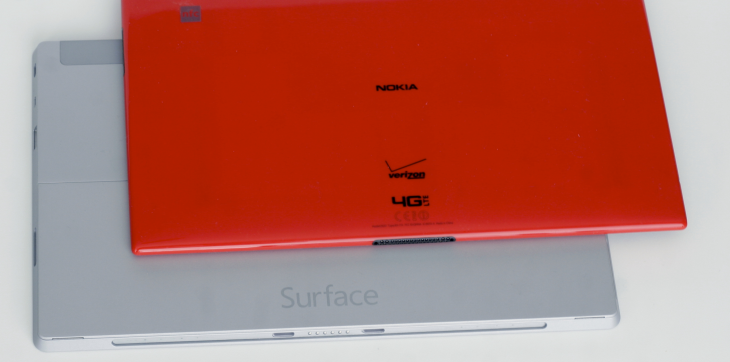 The Surface 2 and Lumia 2520 are nice tablets, but not nice enough to save Windows RT