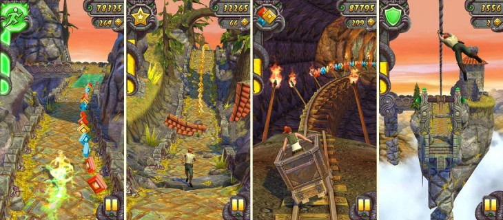 temple run 2 730x320 89 of the best iOS apps launched in 2013