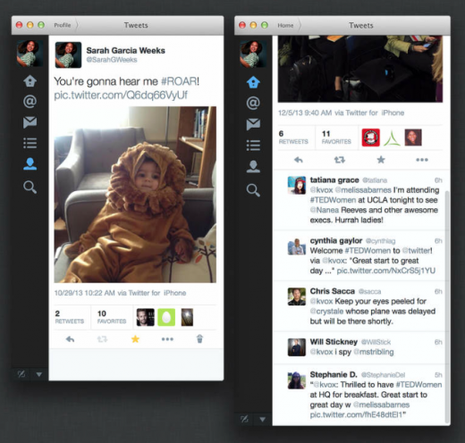 twitter 520x496 Twitter brings image previews to its Mac app with version 3.0 update