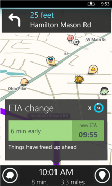 waze 220x366 Windows Phone apps: The state of play